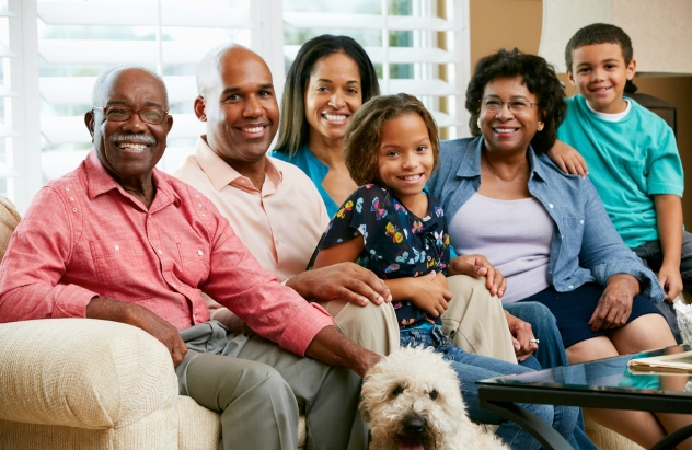 happy-family-african-american